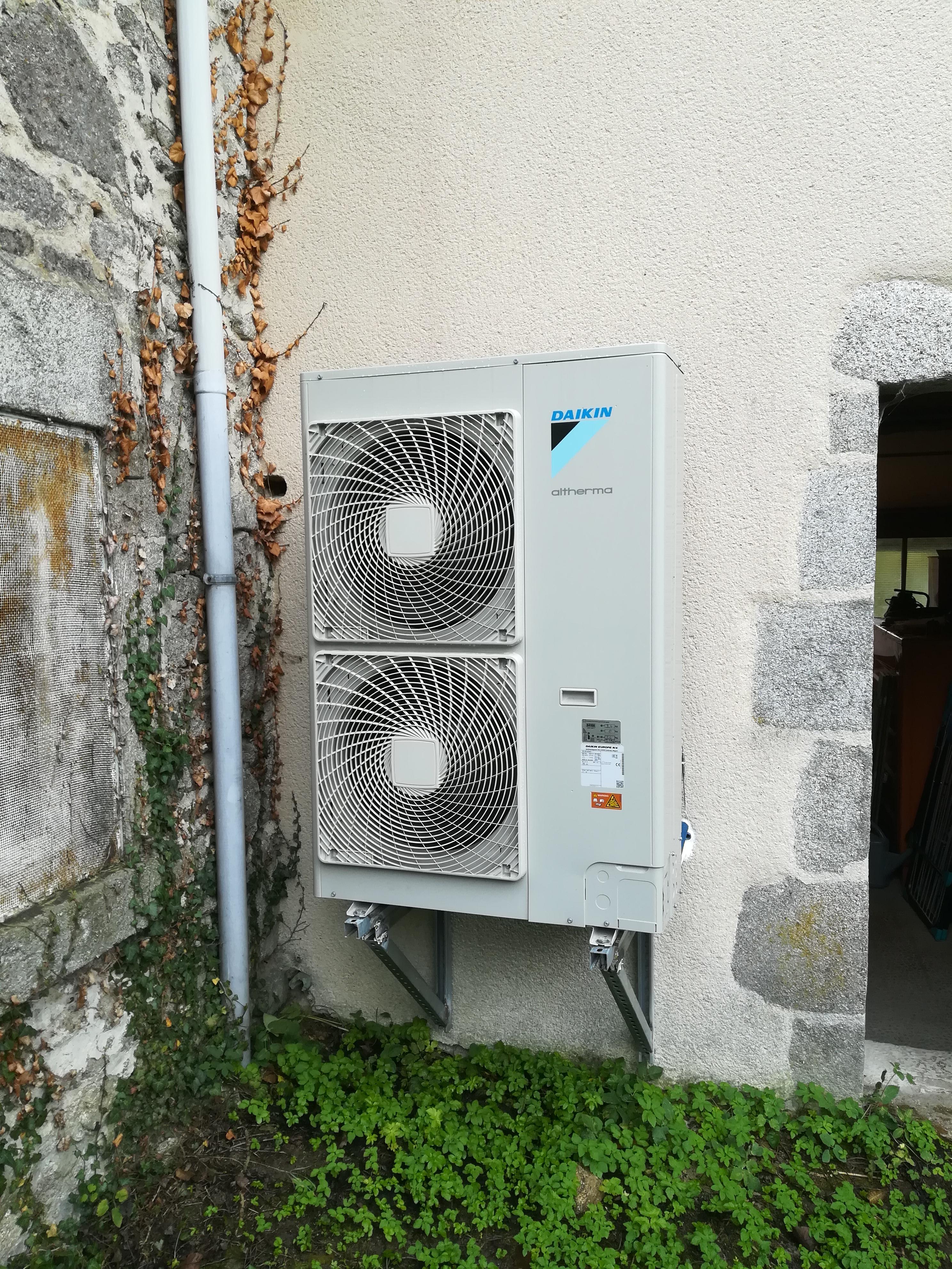 PAC - Chauffage / Plomberie / Électricité