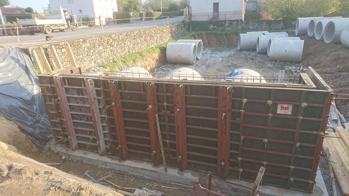 chantier voirie réseau vrd en creuse guéret bonnat aubusson - Galerie Terrassement / VRD