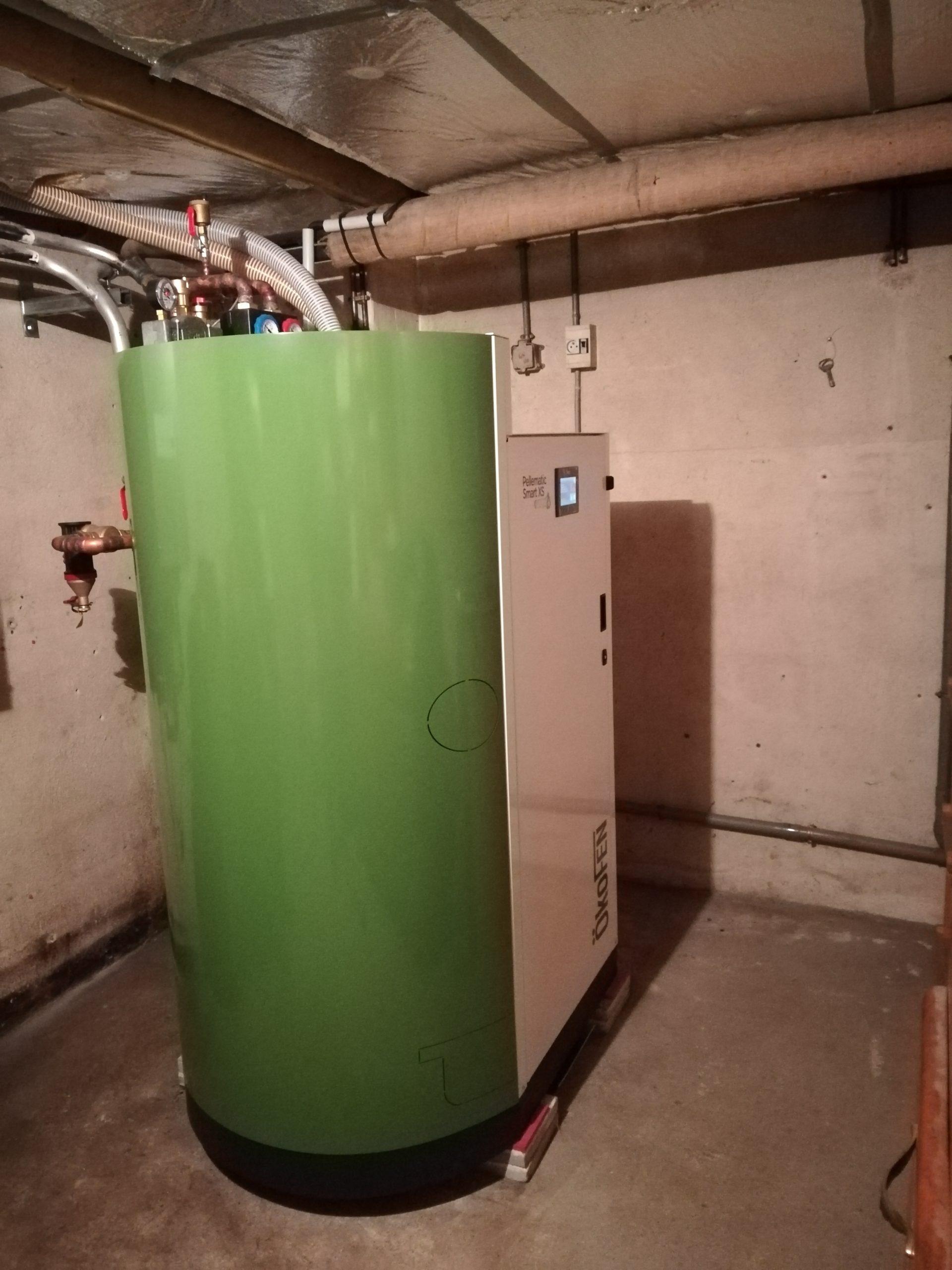 chauffage climatisation en creuse guéret aubusson bonnat scaled - Galerie Chauffage / Plomberie