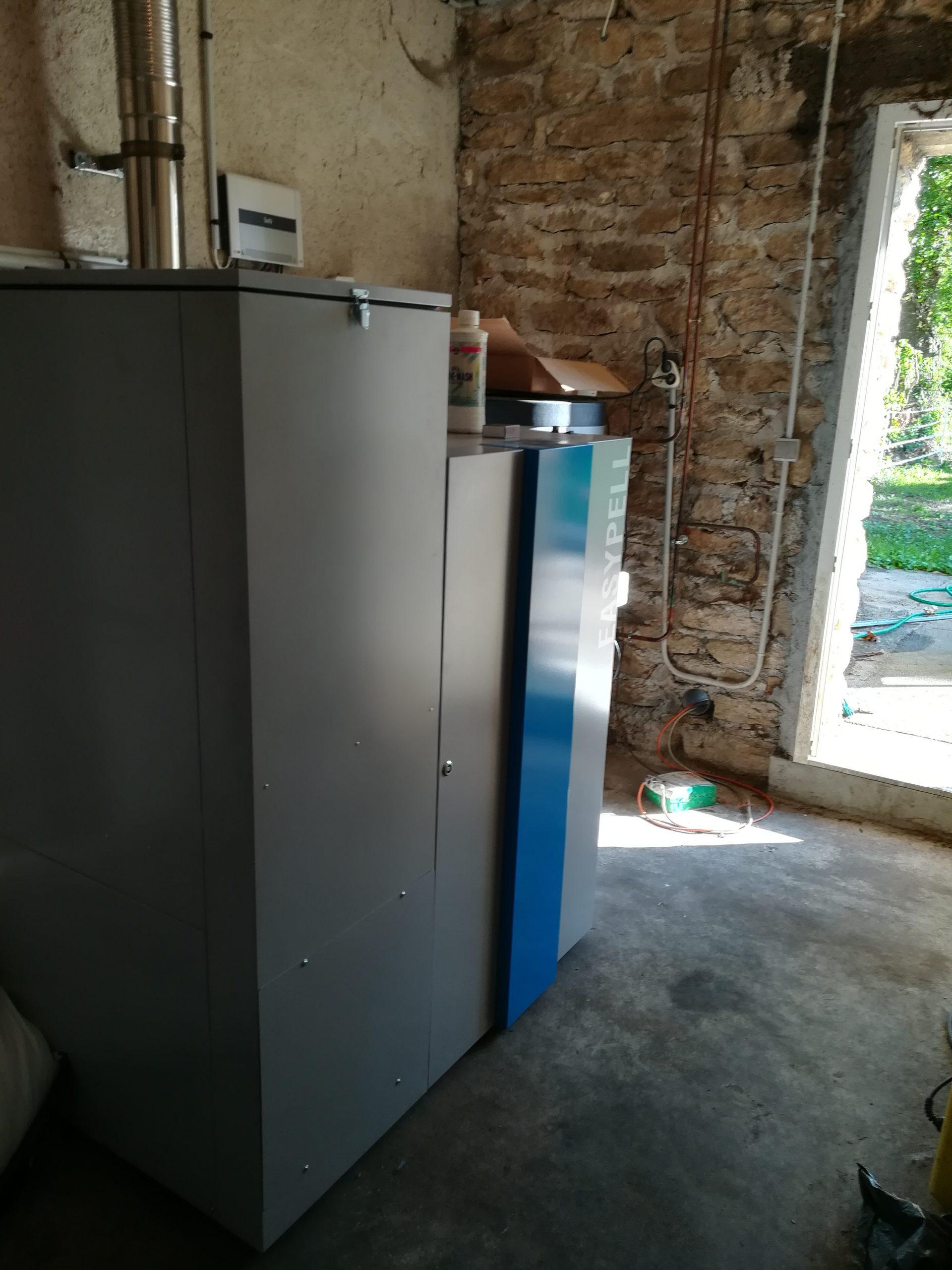 sdr chauffage climatisation en creuse guéret aubusson bonnat scaled - Galerie Chauffage / Plomberie