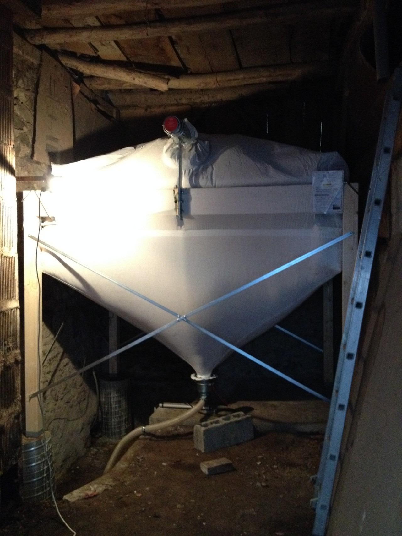 carte silo - Galerie Chauffage / Plomberie