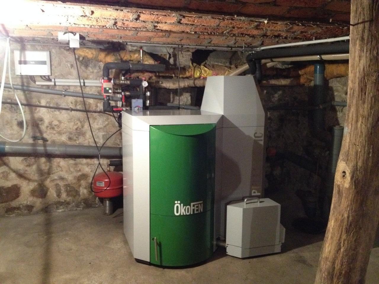 chauffage climatisation en creuse guéret aubusson bonnat - Galerie Chauffage / Plomberie