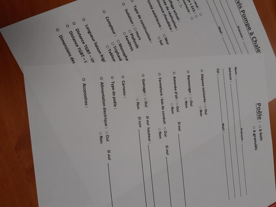 devis travaux chauffage plomberie terrassement en creuse 1 - Trullen et Fils - Chauffage, Plomberie, Climatisation, Electricité, Terrassement, Assainissement, VRD, Transports - Creuse (Limousin)