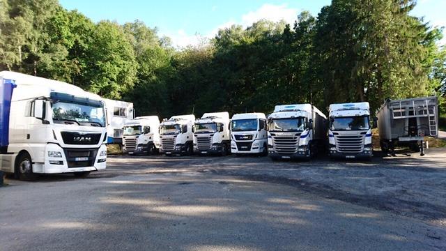 flotte de véhicules de transports en creuse guéret bonnat aubusson - Galerie Transports