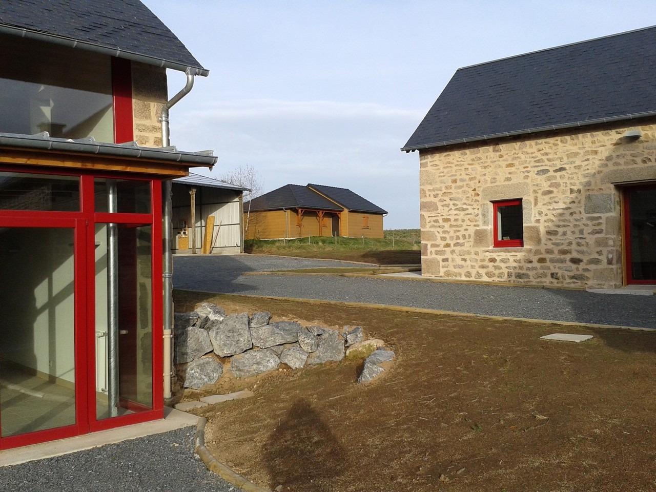 millevaches maçonnerie et construction en creuse guéret aubusson bonnat - Terrassement / VRD