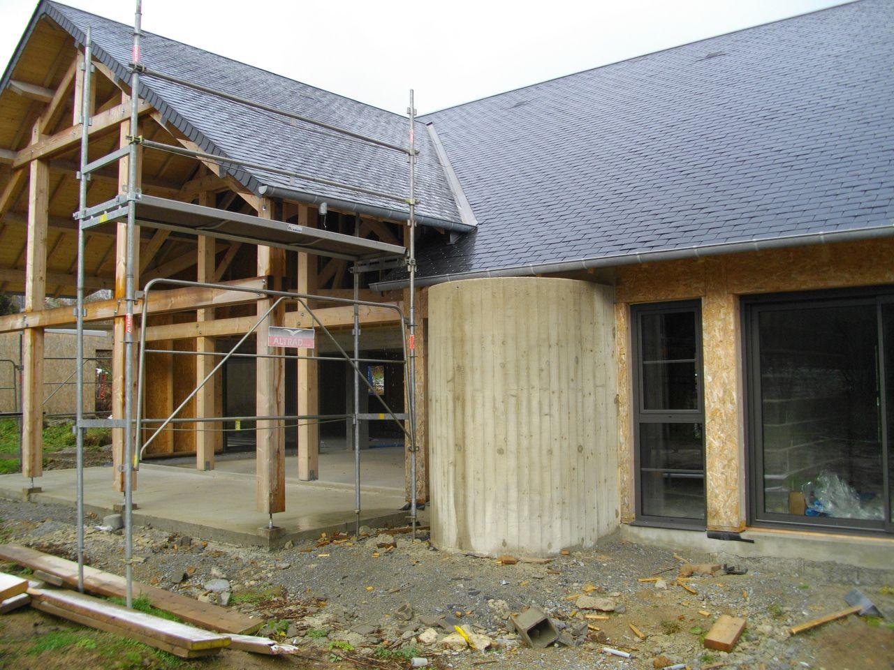 terrassement en creuse guéret aubusson bonnat - Galerie Terrassement / VRD
