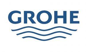 grohe logo 300x180 - Trullen SAS - Chauffage, plomberie, Terrassement, transports - Creuse (Limousin)